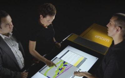 La collaboration 3D instantanée entre sur les chantiers nucléaires