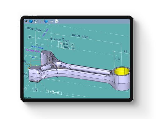 TFTLabs Ships TFTPad V1.0 : 3D Viewing for Mobile/Tablet