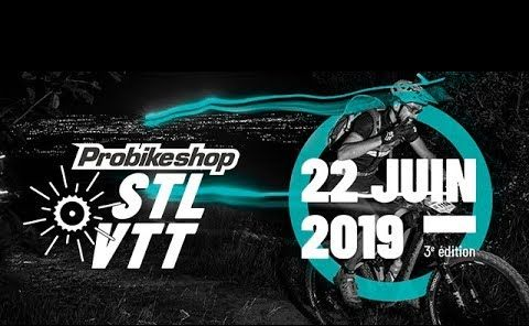 La Team TFTLabs  a participé à l'épreuve VTT SaintéLyon By Night 2019